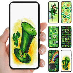 For Oppo Series - St. Patrickand039s Day Theme Print Mobile Phone Back Case Cover 1