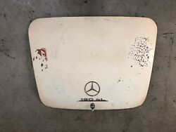 Used Trunk Lid For Mercedes W121 190sl