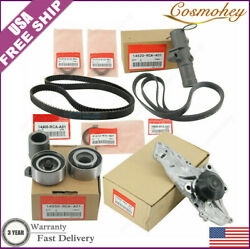 Timing Belt And Water Pump Kit For Honda Accord Odyssey Acura Rl Mdx 14400rcaa01