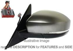 Side View Mirror Land Rover Range Rover From 2012 Left Paintable