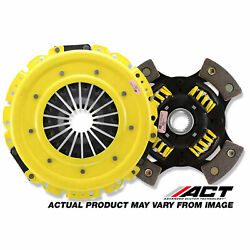 ACT ZX5-HDG4 4 Pad Clutch Pressure Plate for 2007-13 Mazda Mazdaspeed 3 6