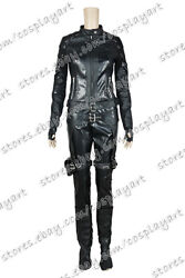Green Arrow Dinah Laurel Lance Black Canary Cosplay Costume Uniform Outfits