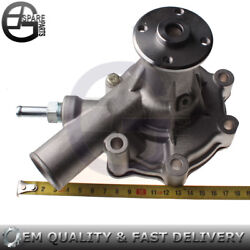 New Water Pump For Tractor Satoh St1640d St1840 St1840d St2040 St2040d Engine