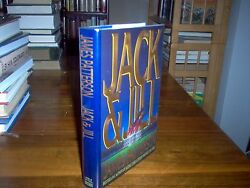 Jack And Jill By James Patterson Signed