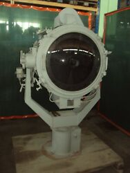 Vintage General Electric High Powered Searchlight