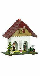 German Black Forest Weather House Tu 860 New