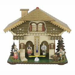 German Black Forest Weather House Tu 829 New