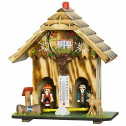 German Black Forest Weather House Tu 73 He New