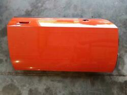 2009 Dodge Challenger SRT8 Right Door Hemi Orange Passenger Front RH