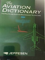 Aviation Dictionary For Pilots And Aviation Personnel By Jeppesen P/n 10001930