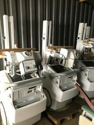 AGFA DX-D100 MOBILE X-RAY MACHINE FOR PARTS ONLY