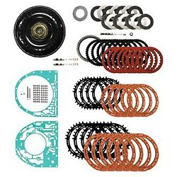 For Chevy Silverado 3500 04-05 Ppe Stage 4 Automatic Transmission Upgrade Kit
