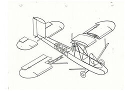 Kit, FULL SIZE EXPERIMENTAL AIRCRAFT, WOOD & FABRIC $1700, LCL PICKUP ONLY