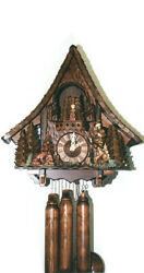 Cuckoo Clock Foresterand039s House 7.7778.01.p New