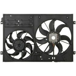 Spectra Premium Dual Radiator and Condenser Fan Assembly P/N:CF11008