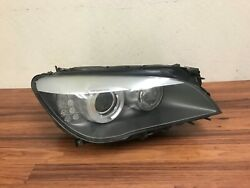 BMW OEM F01 F02 740 750 760 FRONT RIGHT SIDE XENON HEADLIGHT HID COMPLETE 09-12