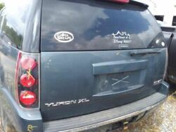 Trunk/Hatch/Tailgate With Rear View Camera Opt UVC Fits 07-08 ESCALADE 1334465