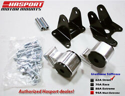 Hasport Mounts Stock Replacement Mount Kit 2000-2009 For Honda S2000 Apstk-62a