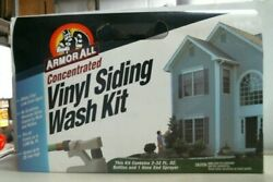 Armor All Concentrated Vinyl Siding Wash Kit Covers Upto 1250 Sq. Ft. Fs