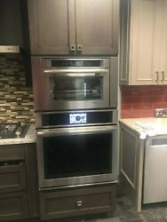 Jenn-air Jjw3430ds 30 Inch Electric Single Wall Oven Free Shipping