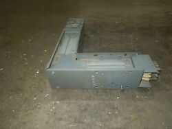 Cutler-hammer Type Cp2 Cp2ffe46a1 600a 3ph 4w Flatwise Elbow Aluminum Used