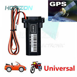 Car Moto Vehicle Gps Tracker Realtime Gsm Gprs Locator Tracking Device