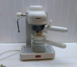 Krups Kt600 Stainless Coffee Maker Machine 10 Cup Thermal Carafe