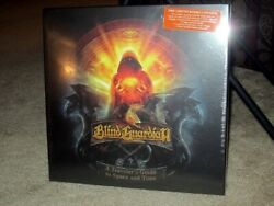 Blind Guardian A Travelerand039s Guide To Space And Timeandnbspcd Box Set Sellado Sealed