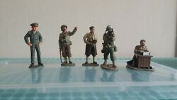 King And Country D.day 44. 1/30 Scale Wwii Metal Toy Soldiers. Lot