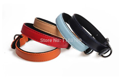 1000pcslot PU Leather Dog Collars For Small Dogs Adjustable Buckle Pet Puppy Do