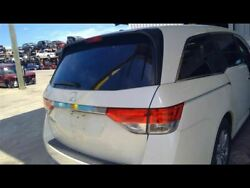 Trunk/Hatch/Tailgate EX-L Leather Without Navigation Fits 14-17 ODYSSEY 1009579