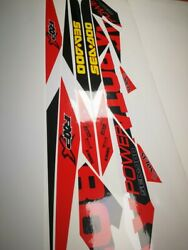 Seadoo Rxp Rxpx 260 300 2012-2018 Graphics Stickers Kit Decals Set For Jet Ski