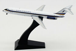 1200 Inflight Southern Dc-9-30 Passenger Aircraft Diecast Airplane Plane Model