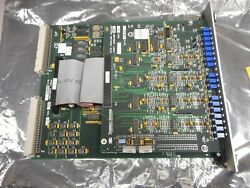 Svg Thermco 604968-01 Analog Cvd Pcb Assly Configured For Avp200 Rvp200 Vertical