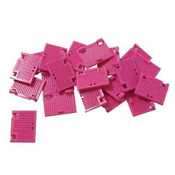 20 New Lego Window 1 X 2 X 3 Shutter With Hinges And Handle Dark Pink