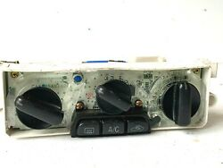 2002 - 2005 Mitsubishi Lancer A/C Heater Climate Control Unit MN185138HA OEM  !