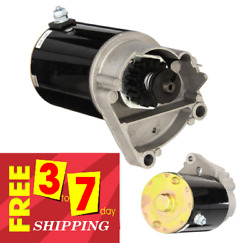 Riding Mower Starter For 14 16hp 18hp 19hp Mtd Craftsman Murray With Bands