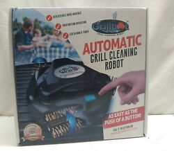 Grilbot Automatic Grill Cleaning Robot Electric Bbq Cleaner Brush Scraper