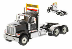 Hx520 Tandem Tractor Black Camion Truck 150 Model Diecast Masters