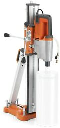 CORE DRILL HUSQVARNA DM 340 + TRIPOD HUSQVARNA DS 450