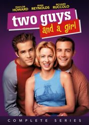 Two Guys And A Girl The Complete Series Dvd 2016 11-disc Set