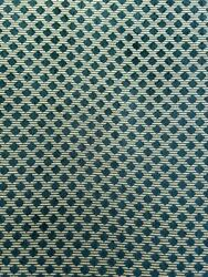 Vintage Upholstery Fabric By The Yard Green And Gold