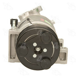 Four Seasons 68641 New Compressor And Clutch