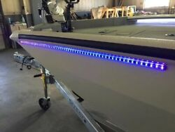 Bluewater Led Low Output Uv Blacklight Individual 60 Led/40 Inch Th Marine