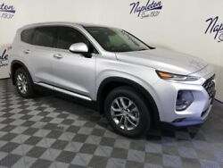 2020 Hyundai Santa Fe SEL 2.4 2020 Hyundai Santa Fe SEL 2.4 9 Miles Silver 4D Sport Utility 2.4L 4-Cylinde
