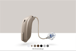 2x Newest Oticon Opn S1 Minirite Hearing Aid Replacement Type With Connect Clip