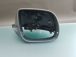 Org Audi Q5 Wing Mirror Cover 8r Right Mirror Mounted Indicator Graphilgrau