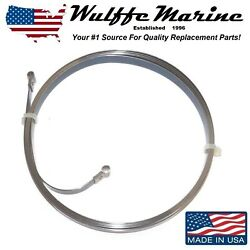 Rope Start Rewind Recoil Spring For Johnson Evinrude 3 - 35 Hp 395460 307573