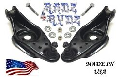 1972-1993 Dodge Ram Charger D100 D150 2wd 2.5 Lowering Kit Drop Control Arms