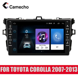 7 Inch Car Stereo Radio Hd Mp5 2din Ios/android Mirror Link Bluetooth Usb Aux
